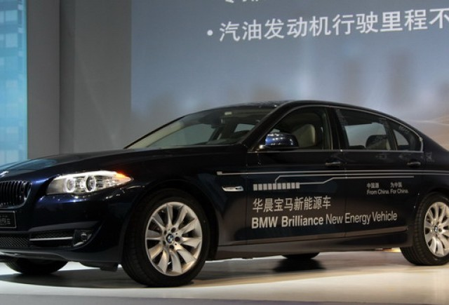 BMW preconizeaza noi cresteri in China
