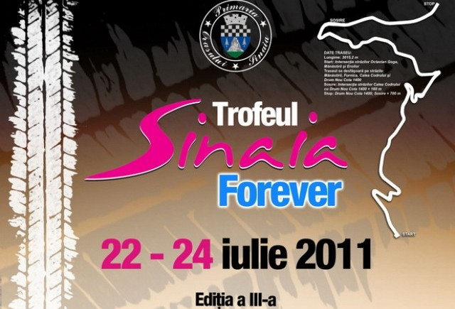 76 de inscrisi la Trofeul Sinaia Forever