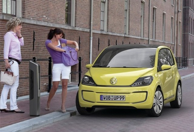 Volkswagen Up! e gata de drum