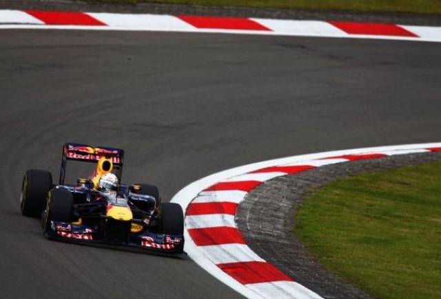 Vettel, cel mai rapid in ultimele antrenamente din Germania