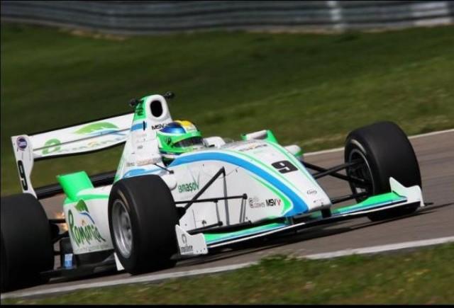Marinescu, locul patru in a doua cursa de la Brands Hatch