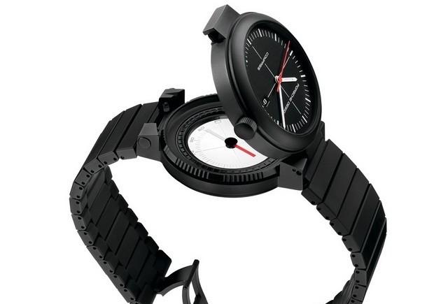 Porsche Design va arata in ce directie sa mergeti cu acest ceas busola retro
