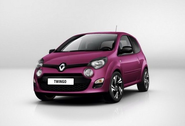 OFICIAL: Renault Twingo Facelift
