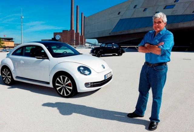 VIDEO: Jay Leno, drive-test cu noul VW Beetle