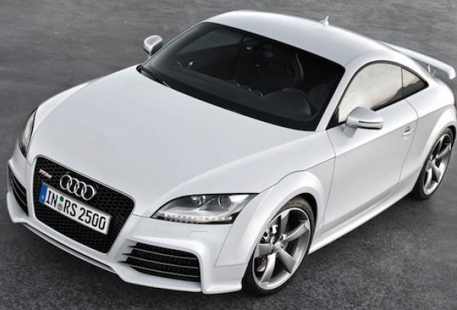 Primul Audi TT-RS livrat în SUA