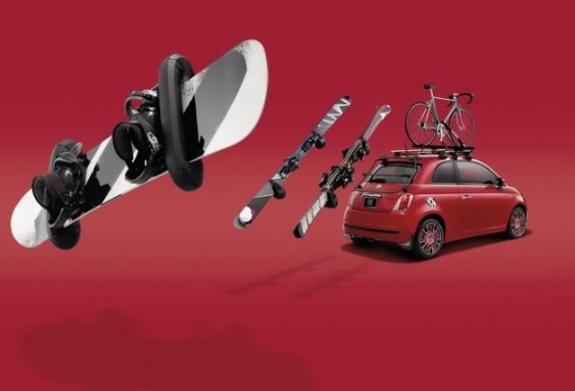Mopar lanseaza peste 150 accesorii pentru Fiat 500