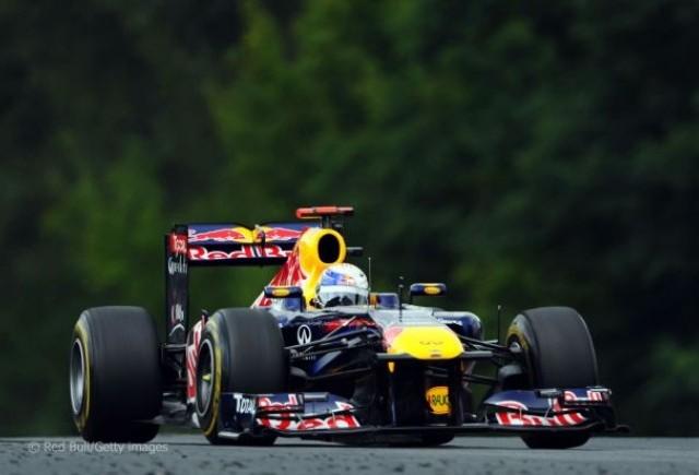 Vettel, primul inaintea calificarilor din Ungaria