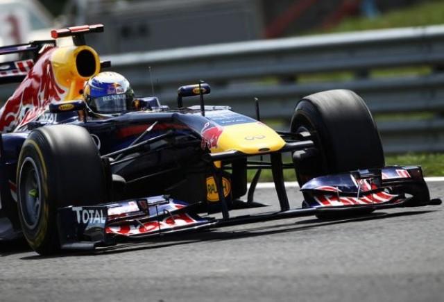Vettel pleaca din pole-position in Ungaria