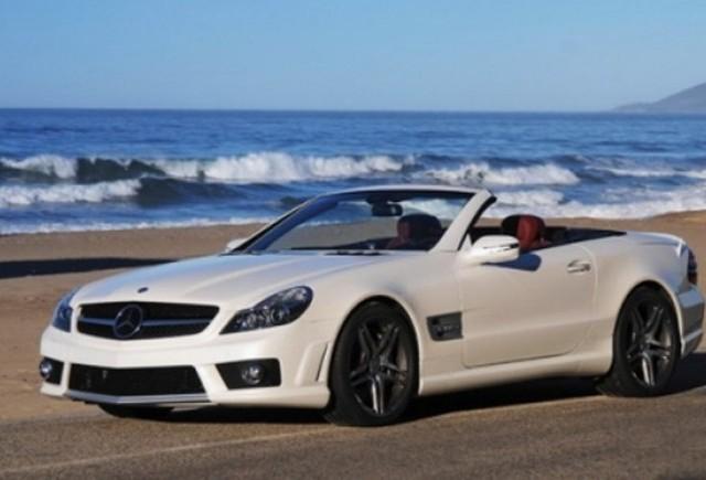 Mercedes-Benz intrerupe lucrul la V12 SL