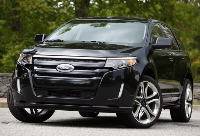 Ford Edge EcoBoost cu un consum de doar 7.8 l/100 km