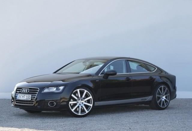 MTM creeaza un upgrade de putere pentru Audi A7 Sportback TDI