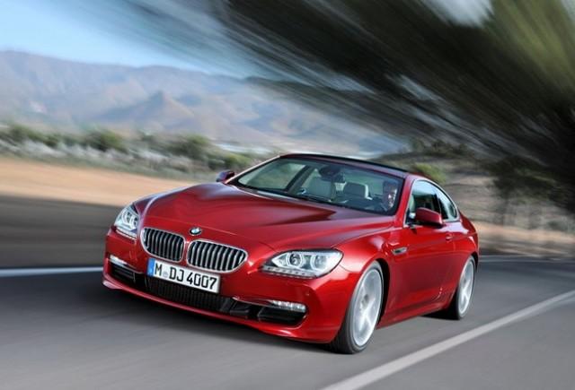 Noul BMW Seria 6 Coupé - informatii complete