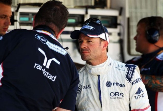 Barrichello ar putea parasi echipa Williams