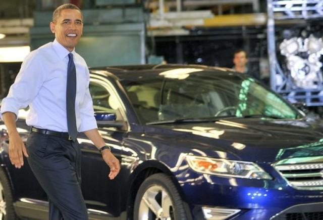 Masina ideala pentru fiica mai mare a presedintelui Obama include un Boy Ejector