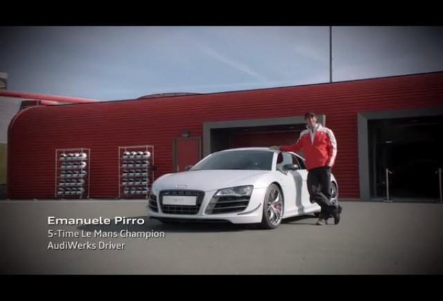 VIDEO: Saptamana Audi R8 GT