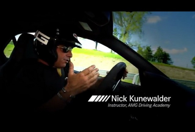 VIDEO: Episodul 6 din AMG Driving Academy performance series