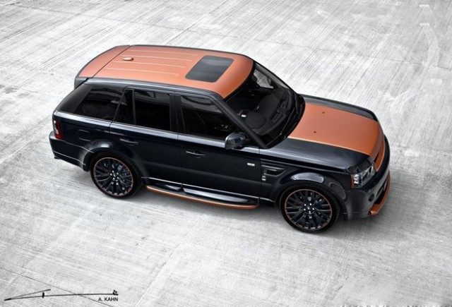 Project Kahn:  Vezuvius Edition Sport 300