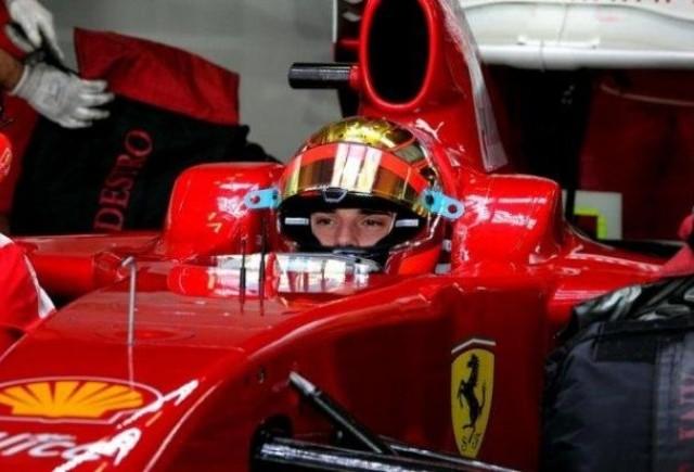 EXCLUSIV! Interviu cu Jules Bianchi, pilotul de rezerva al echipei Ferrari