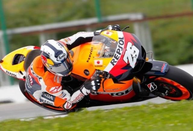 Pedrosa incepe in forta week-endul de cursa de la Brno