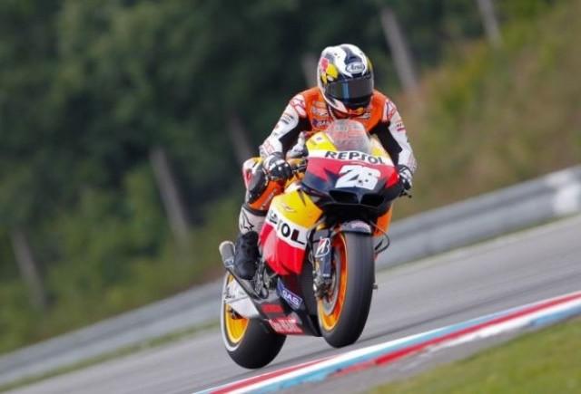Dani Pedrosa obtine primul pole-position al sezonului