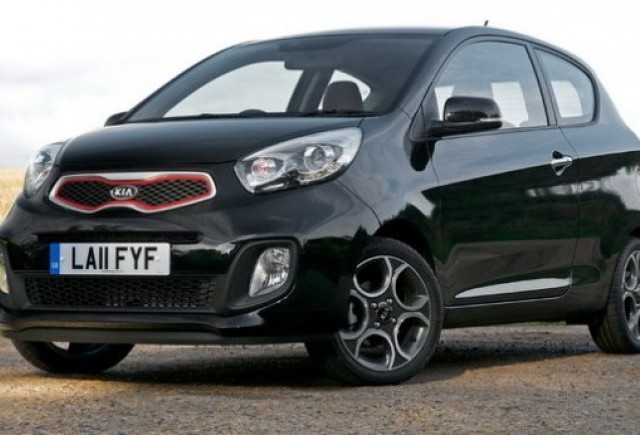 Kia lanseaza noul Picanto cu trei usi  in Marea Britanie