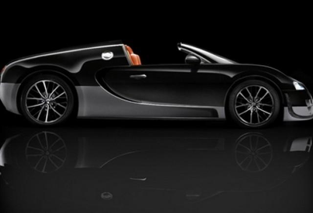 Un Bugatti Veyron Grand Sport mai puternic?