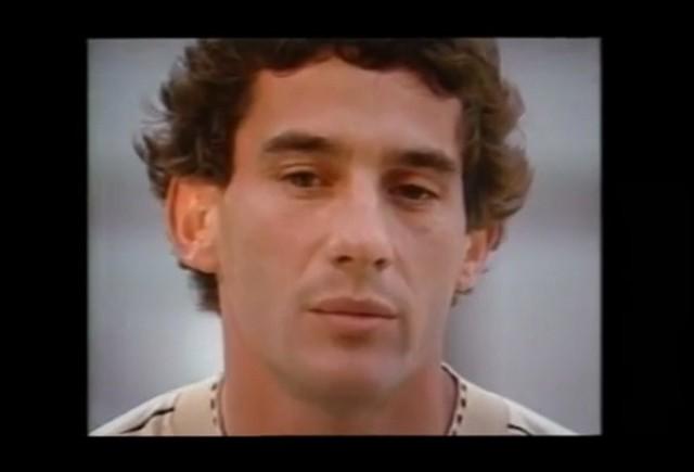VIDEO: Ayrton Senna