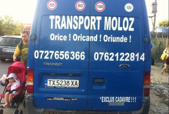 Tarani fara frontiere (45) - Transport moloz