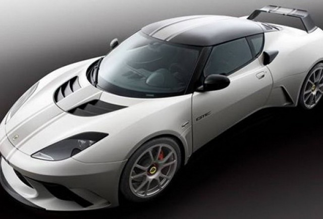 Lotus Evora GTE - Road Concept Car