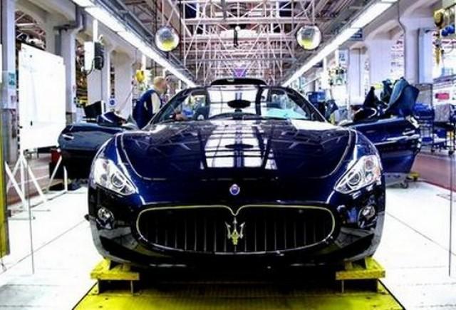 RECALL: Maserati GranTurismo si Quattroporte