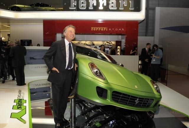 Boss-ul Ferrari spune nu vehiculelor electrice!
