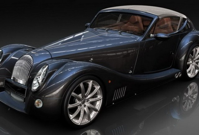 Morgan pregateste Aero Supersport Concept