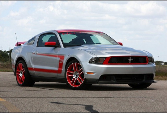 Ford Mustang Boss 302 HPE650  tunat de Hennessey