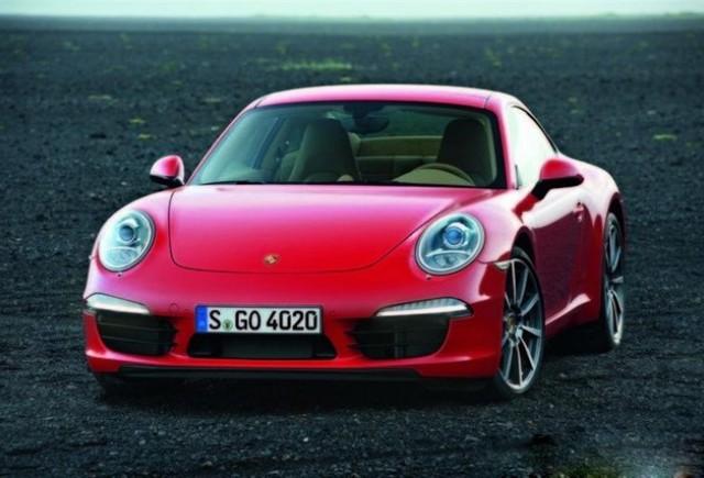 Noul Porsche 911 se pregateste de debut la Frankfurt