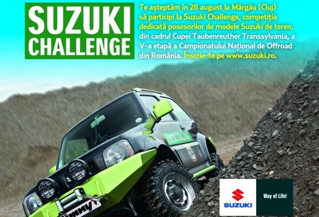SUZUKI CHALLENGE 2011 – Etapa a doua