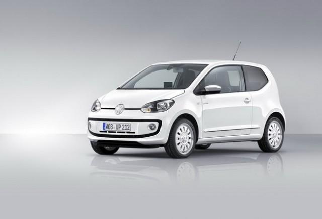 Volkswagen lanseaza productia Up! inainte de debutul de la Frankfurt