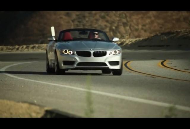 Noul BMW Z4 sDrive28i