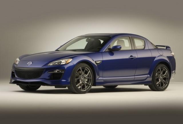 Mazda RX-8 paraseste scena