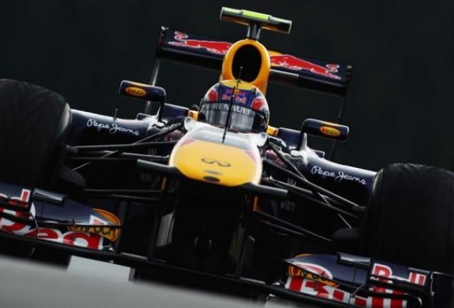 Webber: Dominarea lui Vettel a luat sfarsit