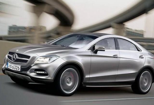 ZVON: Mercedes lucreaza la un rival al BMW X6