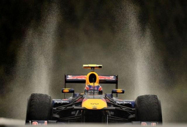 Webber, cel mai rapid in sesiunea a doua de antrenamente de la Spa
