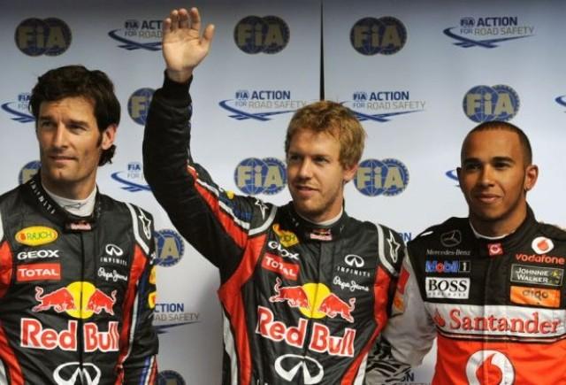 Vettel obtine un nou pole-position