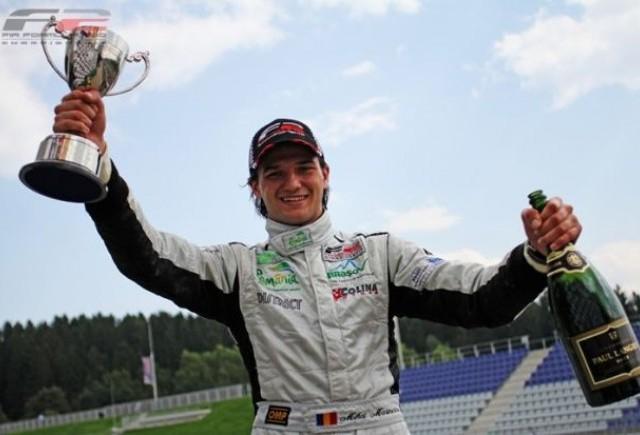 Marinescu va pleca de pe patru in a doua cursa din Austria