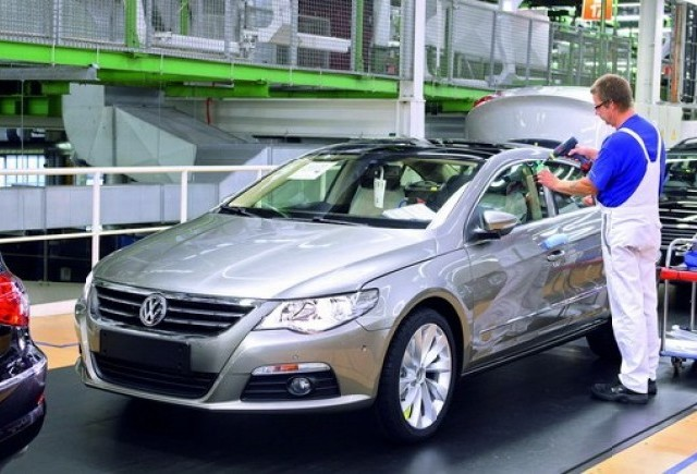 VW va investi 1 miliard € pentru producerea de energie regenerabila