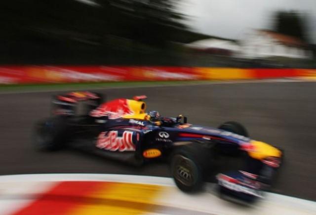 Vettel, bucuros ca a redescoperit circuitul de la Spa