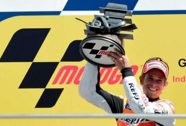 Stoner obtine a saptea victorie a sezonului de Moto GP