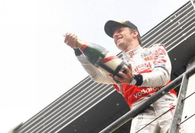Button: Debutul cursei a fost inspaimantator