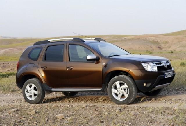 Dacia Duster este masina oficiala a Festivalului George Enescu
