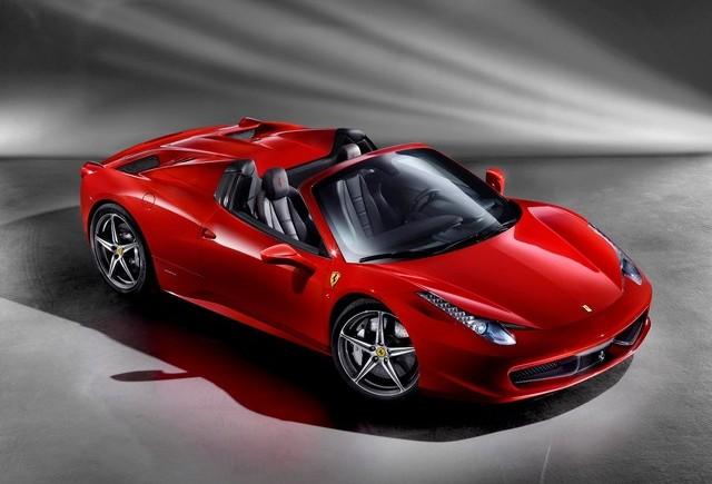 Premiera Ferrari la Frankfurt 2011