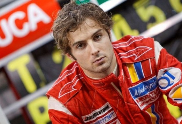 EXCLUSIV! Interviu cu Luca Filippi, pilot in GP 2: Formula 1 a uitat de mine